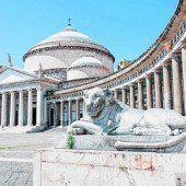 Prachtvolle Stadt mit viel Geschichte: Neapel