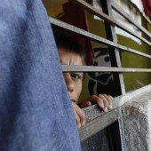 Kinder aus Armenheim in Mexiko weggebracht