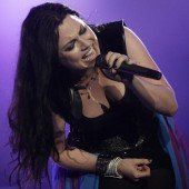 Baby für Evanescence-Sängerin
