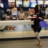 McDonalds verkaufte in China Gammelfleisch