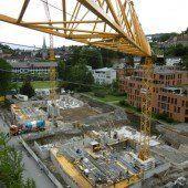 Bauprojekt Wichnerpark schreitet zügig voran
