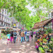 Barcelona: Kataloniens Hauptstadt am Meer