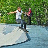 Skatepark im Freizeitpark Remise