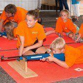 Sporttag für die Jüngsten in Egg Großdorf
