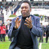 Pelé gratulierte Argentinien