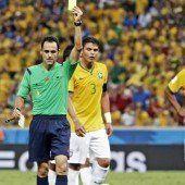 FIFA und Schiedsrichter im Kreuzfeuer der Kritik