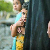 Nackte Angst im Gazastreifen