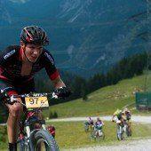 Tagessieg für Geismayr bei der Bike Transalp