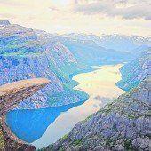 Region Stryn und Nordfjord