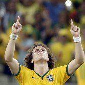 Luiz ist Brasiliens Krieger