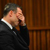 Oscar Pistorius ist schwer traumatisiert