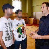 Syrische Flüchtlinge in Tirol aufgegriffen