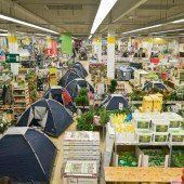 Einzelhandel: Die Erlöse gehen zurück