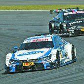 Neues Siegergesicht in der DTM