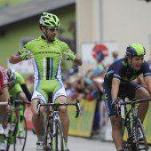 Der zweite Triumph von Oscar Gatto
