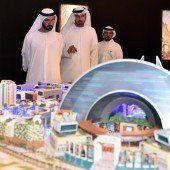 Dubai plant größtes Einkaufscenter der Welt
