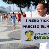 Dimension des Ticketskandals bei der WM ist noch unklar