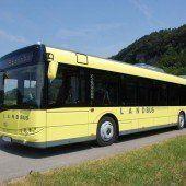 Niederflurbus Solaris Urbino ist unterwegs
