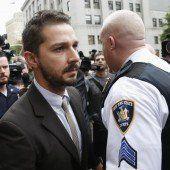 Shia LaBeouf wegen Ruhestörung vor Gericht