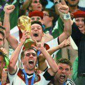 Deutschland dank Final-Held Götze zum vierten Mal Fußball-Weltmeister