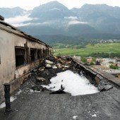 Großbrand in Innsbruck mit 21 Verletzten