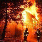 59-jährige Frau stirbt in der Flammenhölle