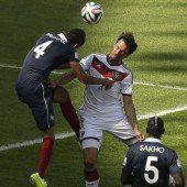 Hummels Goldköpfen bringt Deutschland ins Halbfinale
