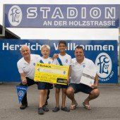 Schöne Geste des Lokalrivalen FC Lustenau