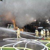 Feueralarm bei Loacker