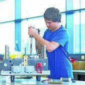 427 Industrie-Lehrlinge im Wettbewerb