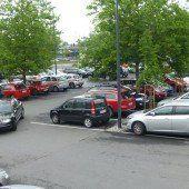 Parkplatznot am LKH Hohenems gemildert