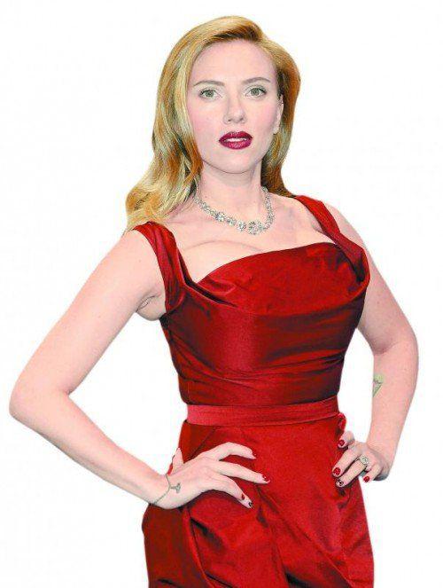 Die Schauspielerin bekommt 2500 Euro Schadenersatz. ap