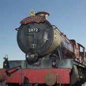 Eine Seilbahn auf den Spuren von Harry Potter