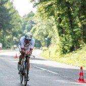 Berger beim Ironman Austria mit Topresultat