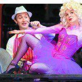 Mit Gloria von Jaxtberg steht das schönste Opernschwein parat