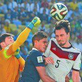 Deutschland trifft im WM-Halbfinale auf Gastgeber Brasilien