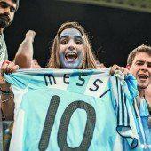 Einzug ins WM-Finale