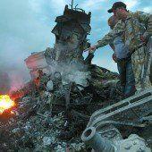 Ostukraine: Absturz einer Passagiermaschine kostete 295 Menschenleben