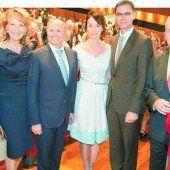 Prominenz bei Eröffnungsfeierlichkeiten für 69. Auflage der Bregenzer Festspiele