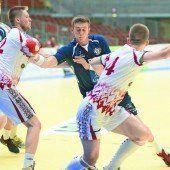 Perfekter EM-Start für die Handball-Junioren
