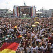 Weltmeisterlicher Empfang für Deutschlands WM-Helden