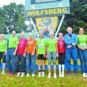Rekordausbeute für die Masters in Wolfsberg