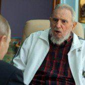 Putin besuchte Fidel Castro – Schuldenerlass für Kuba