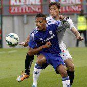 Baldauf und Co. gegen Chelsea remis