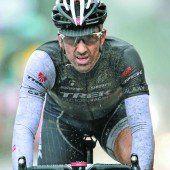 Cancellara ist bei der Tour ausgestiegen