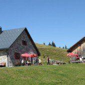 Zwei neue Teams auf den Fraxner Alpen