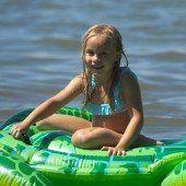 Sommer, Sonne, Wasserfreuden im ganzen Land