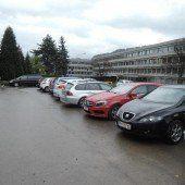 Stadt Feldkirch sichert 68 Autostellplätze