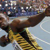 Saisonstart für Usain Bolt
