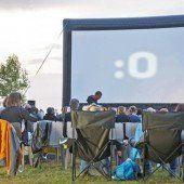 Sommerkino am See